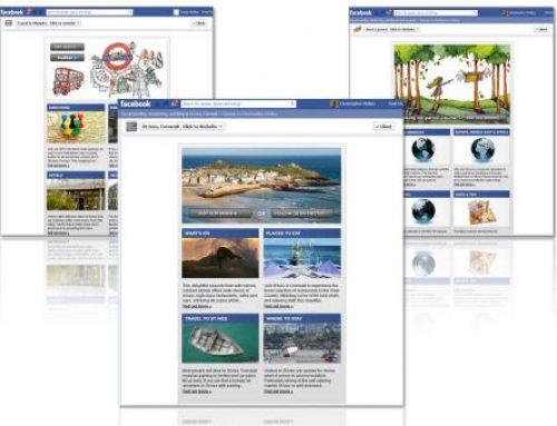 2014 'social media marketing' with Facebook?
